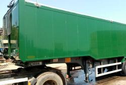 CHOICE OF 09/10 FRUEHAUF 65YD PLANKSIDE TASCC TIPPING TRAILERS, ELEC SHEETS MOTS