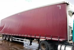CHOICE OF THREE 2012 DON BUR 4.8m CURTAINSIDER TRAILERS, MOT'S, BPW DRUMS
