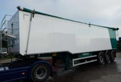 CHOICE OF 2014 FRUEHAUF TASCC 74CU YD PLANKSIDE TIPPING TRAILERS, MOT'S WEIGHERS