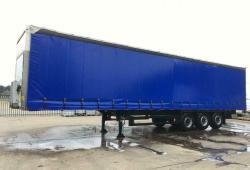CHOICE OF 2010 / 11 SCHMITZ EUROLINER TRAILERS FOR SALE OR HIRE, OCTOBER 20 MOTS