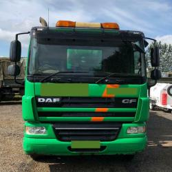 2008 DAF CF 75.310 6x4 MIXER TRUCK / LORRY, MANUAL GEARBOX, ONLY 427,000km's
