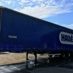 SALE OR HIRE OF 08 / 09 LAG MEGA EUROLINER TRAILERS, BPW DRUMS