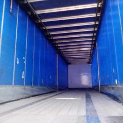 SALE OR HIRE OF 2006 SDC 4.2m CURTAINSIDER TRAILER, OCT '20 MOT, BPW DRUMS