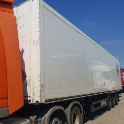 HIRE OF CURTAINSIDER / FLAT / TIPPER / BOX ETC TRAILERS FOR STORAGE / SITE USE