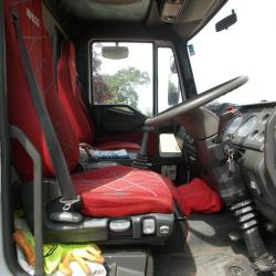 IVECO 75 E15 CRANE TRUCK, 20ft, MANUAL PUMP, INJECTORS, GEARBOX, ONLY 120,000kms