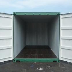 20ft AND 40ft WIND AND WATERTIGHT SHIPPING / STORAGE CONTAINERS