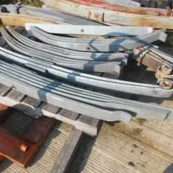 APPROX FOURTEEN NEW VINTAGE LEAF SPRINGS TO FIT VOLVO F10/ F12, SCANIA 112 / 113