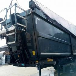 TIPPING TRAILERS WANTED - PARTICULARLY TASCC, ELECTRIC SHEETS