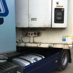 SALE OR HIRE OF TINSLEY THERMO KING INSULINER FRIDGE CURTAINSIDER TRAILER, MOT