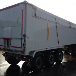 HIRE OF BULK TIPPING TRAILERS FOR TASCC / NON TASCC WORK