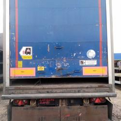 SALE OR HIRE OF 2008 LAWRENCE DAVID 10m URBAN TANDEM CURTAINSIDER, TAIL LIFT MOT